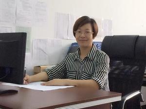 梁丹婵常务副校长